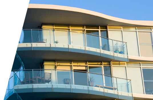 Balustrading - for Commercial and Residential developments in Melbourne, Sydney, Brisbane, Australia